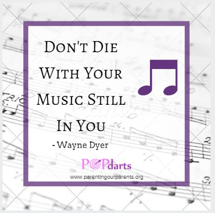 Music still in you